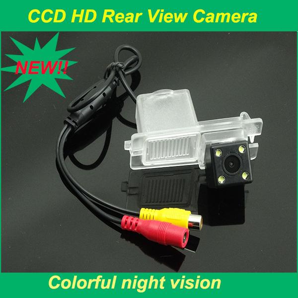 HD CCD Sensor 170 wide angle Car Rear View Reverse Camera waterproof for Ssangyong Rexton / Ssang yong Kyron factory selling(China (Mainland))