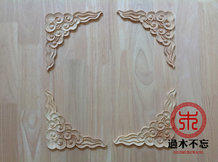 Buy wood dongyang wood carving solid wood for Applique decoration