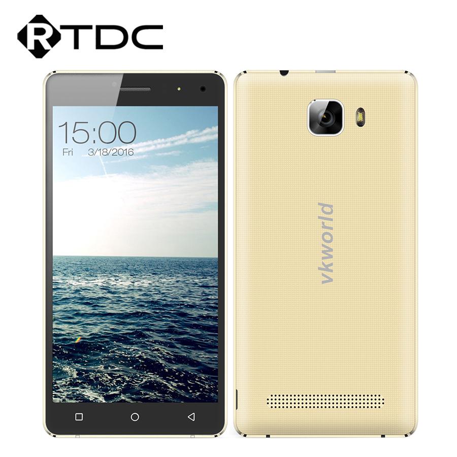 New Arrival Original Vkworld T3 4G LTE MTK6375 Quad Core Android 5.1 13.0MP 5.0'' 2500mAh 2GB RAM 16GB ROM Dual SIM Mobile Phone(China (Mainland))