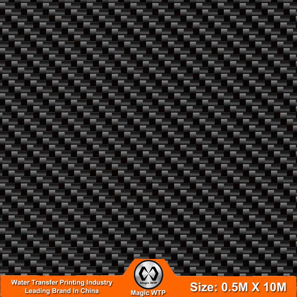 Magie cap hydrographique Film de transfert de pas. Hfp057 Width0.5M Length10M en Fiber de carbone hydrographie de Film d'impression par transfert d'eau(China (Mainland))