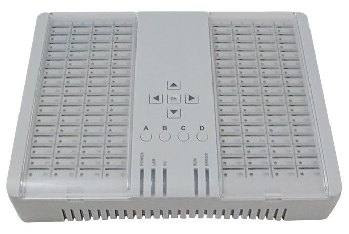 Hot swap of SIM card without powering off the SMB128 GATEWAY Free SIM Server for management of over 10000 SIM cards SIM Bank 128(China (Mainland))