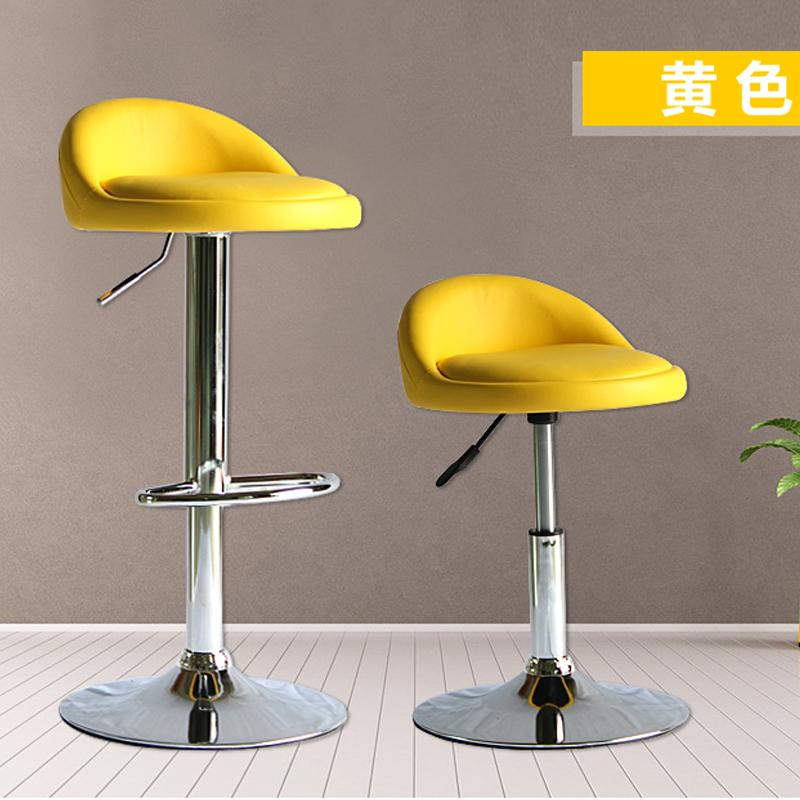 Simple and stylish bar stool chair lift home swivel Reception<br><br>Aliexpress