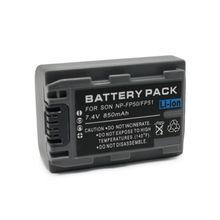 850mAh NP-FP50 NP FP50 NP-FP51 NP FP51 Camera Battery For SONY DCR-HC20 DCR-HC21 DCR-HC26 DCR-HC28 DCR-HC30 DCR-HC32 DCR-HC36