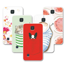 Buy 2017 New Arrival Fashion Fruit Case funda LG K3 4G LTE K100 K100DS Case Cover LG K3 4G Soft Silicon Art Printed Case for $1.35 in AliExpress store