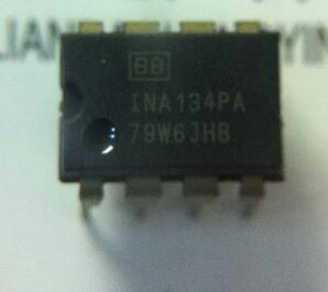 5PCS INA134PA DIP8 INA134P DIP AUDIO DIFFERENTIAL LINE RECEIVERS 0dB (G=1) INA134(China (Mainland))