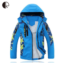 2015 New Arrival Children's Spring& Autumn Camouflage Jacket High Quality Solid Hooded Coat Casual Sports Hoodies KU717(China (Mainland))