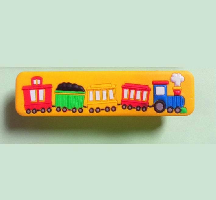 Здесь можно купить  Soft rubber  handles for children safe  cabinet handles 128cm  Мебель