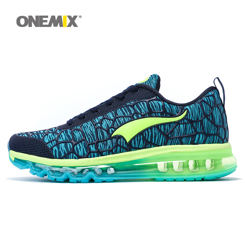 Onemix 2016 Damping Mens Running Shoes Breathable Outdoor ...