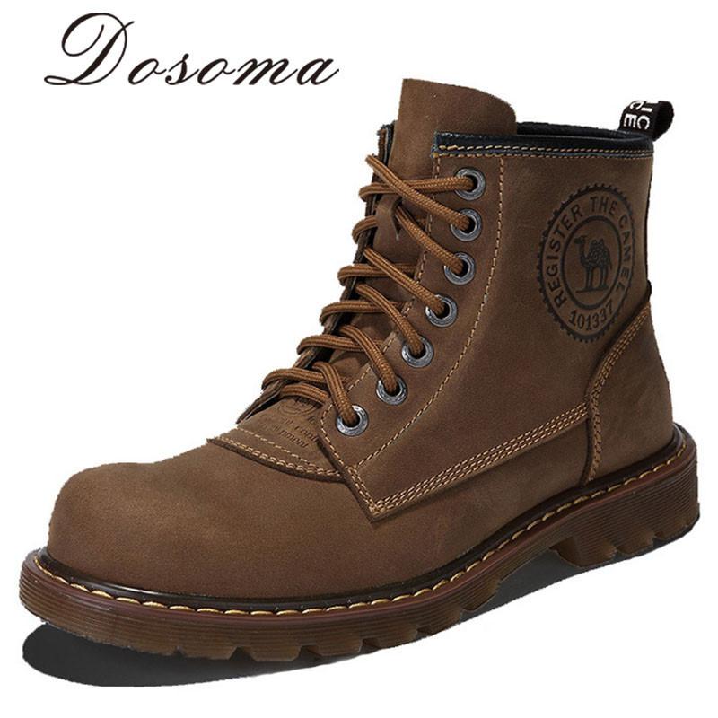 Winter Steel Toe Work Boots