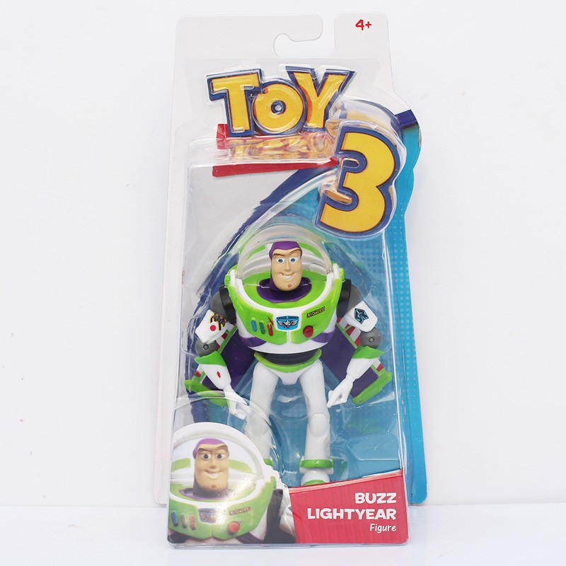 7 inch Toy Story 3 Buzz Lightyear FIGURE New In Box(China (Mainland))
