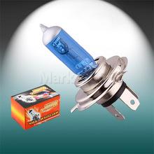 10pcs H4 Super Bright White Fog Halogen Bulb 55W Car Head Light Lamp car styling car light source parking h4 55W 12V(China (Mainland))