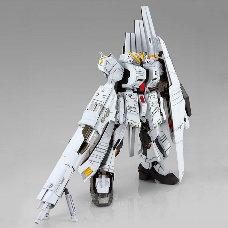 DIY MC Model HG003 FA-93HWS V GUNDAM FULL KIT GET FREE METAL THRUSTER FIGURE COLLECTIBLE TOY  -  yi long yuan Store store