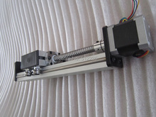 High Precision SG Ballscrew 1204 1000mm Travel Linear Guide + 57 Nema 23 Stepper Motor CNC Stage Linear Motion Moulde Linear