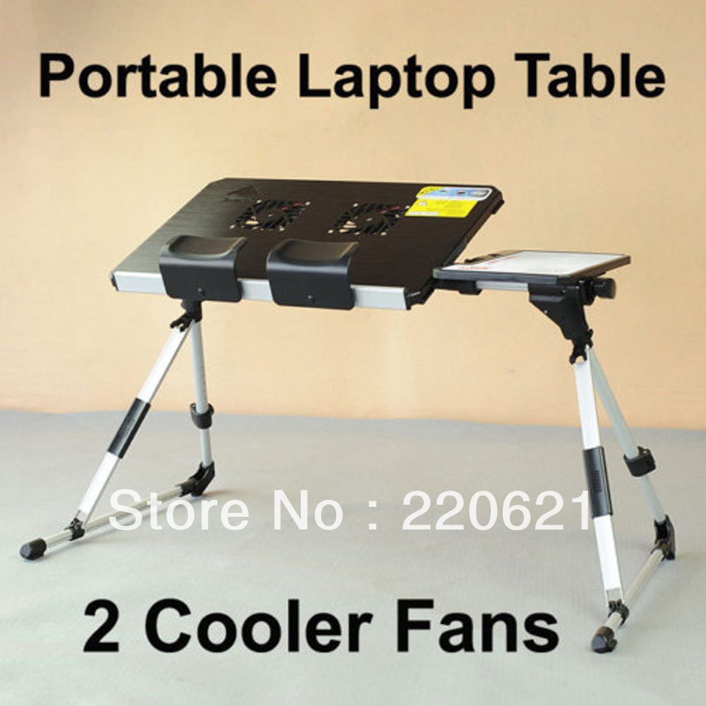 Portable Folding Laptop PC Computer Notebook Bed Desk Table PC Buddy Foldable(China (Mainland))