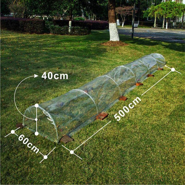 Garden Greenhouse 5 meters Length