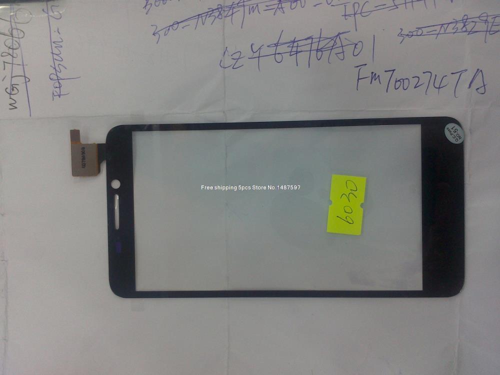 5PCS Free shipping new original touch screen Alcatel OT6030 Alcitel OT6030 touch(China (Mainland))