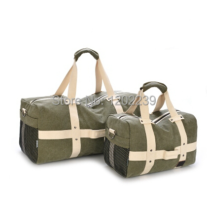2015 New style brand fashion sport big men's road weekend bags trip business Large capacity canvas travel bag - rick(mix minimum order $10 store)