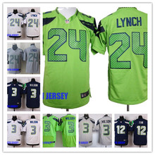 Seattle Seahawks,Russell Wilson,Marshawn Lynch,Tyler Lockett,Jermaine Kearse,FAN 12.for youth,kids camouflage(China (Mainland))