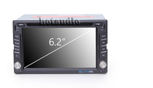 Double 2 Din Android Auto Car DVD GPS Radio Stereo Bluetooth Universal 3G Wireless Dongle Russian Only in stock
