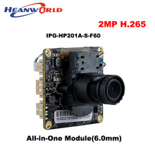 Buy H.265 2.0Megapixel IP Camera Main board module CCTV chipboard Network Camera 6mm lens IP Board Security Surveillance for $37.48 in AliExpress store
