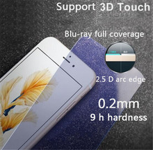 LUCENT Tempered GlassScreen Protector For iPhone 6 Screen Protector glass for iphone6 Toughened protective Film4.7 5.5