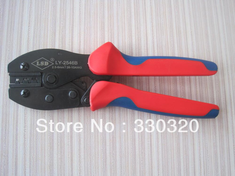 LY-2546B MC3/MC4 Solar Crimping Tools for Solar Panel PV Cables(2.5-6.0mm2)(China (Mainland))