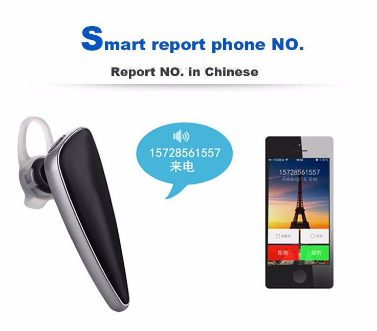 Mini Stereo Bluetooth headset V4 0 wireless Bluetooth Handsfree Headphone Universal for iphone Samsung all phones