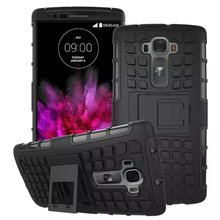 Buy Tire Style Tough Rugged Dual Layer Hybrid Kick Stand Case LG G Flex 2 Flex2 H959 Tough Heavy Duty Armor Mobile Phone Bags for $2.33 in AliExpress store