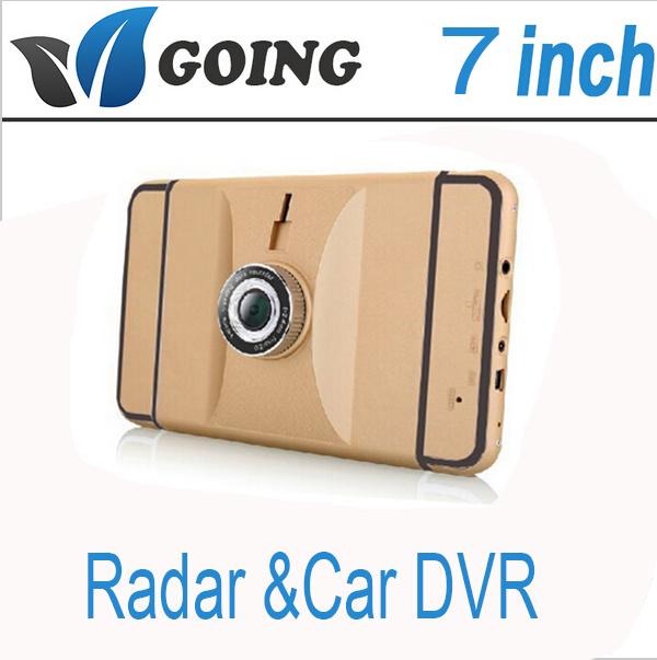 "7"" Capacitive Screen Android 4.4.2 Vehicle GPS Navigation Truck Car GPS Navigator Table PC Car Radar Detector,Car DVR,Free Map(China (Mainland))"