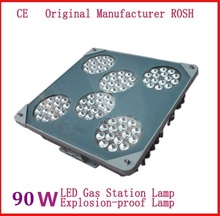 High Quality Led Outdoor Lights Explosion Proof  Lamp 90W AC85-265V IP68 Ware house Lamp Tunnel Lights mining Lamp Free shipping(China (Mainland))