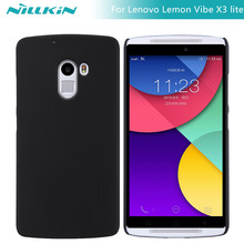 Buy Lenovo K4 NOTE case NILLKIN Frosted Shield matte hard back cover case Lenovo Lemon Vibe X3 lite screen protector for $7.57 in AliExpress store