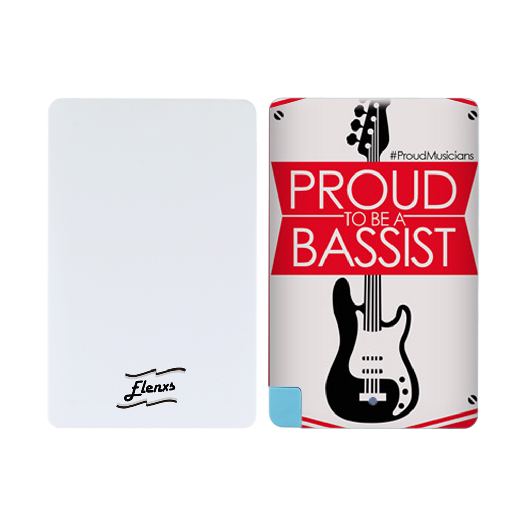 Musical Instruments 5600mAh Credit Card Mobile Power Bank External Battery Charger For Cell Phone for Smartphone