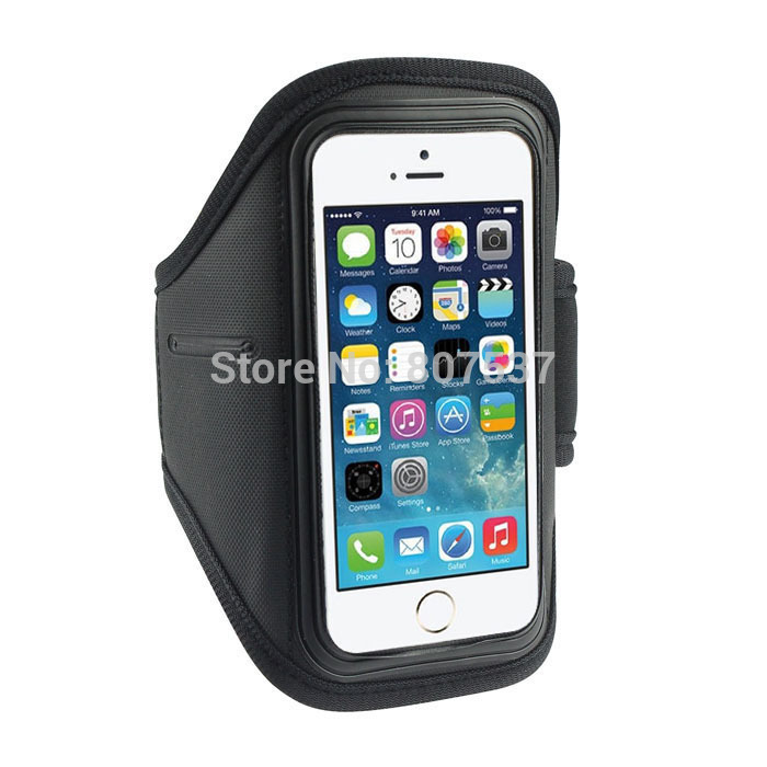 Sport Gym Bag Running Arm Band Armband Case For iPhone 5S 5C 5G 4G 4S ipod Touch 4G Mobile Phone accessories Freeshipping(China (Mainland))