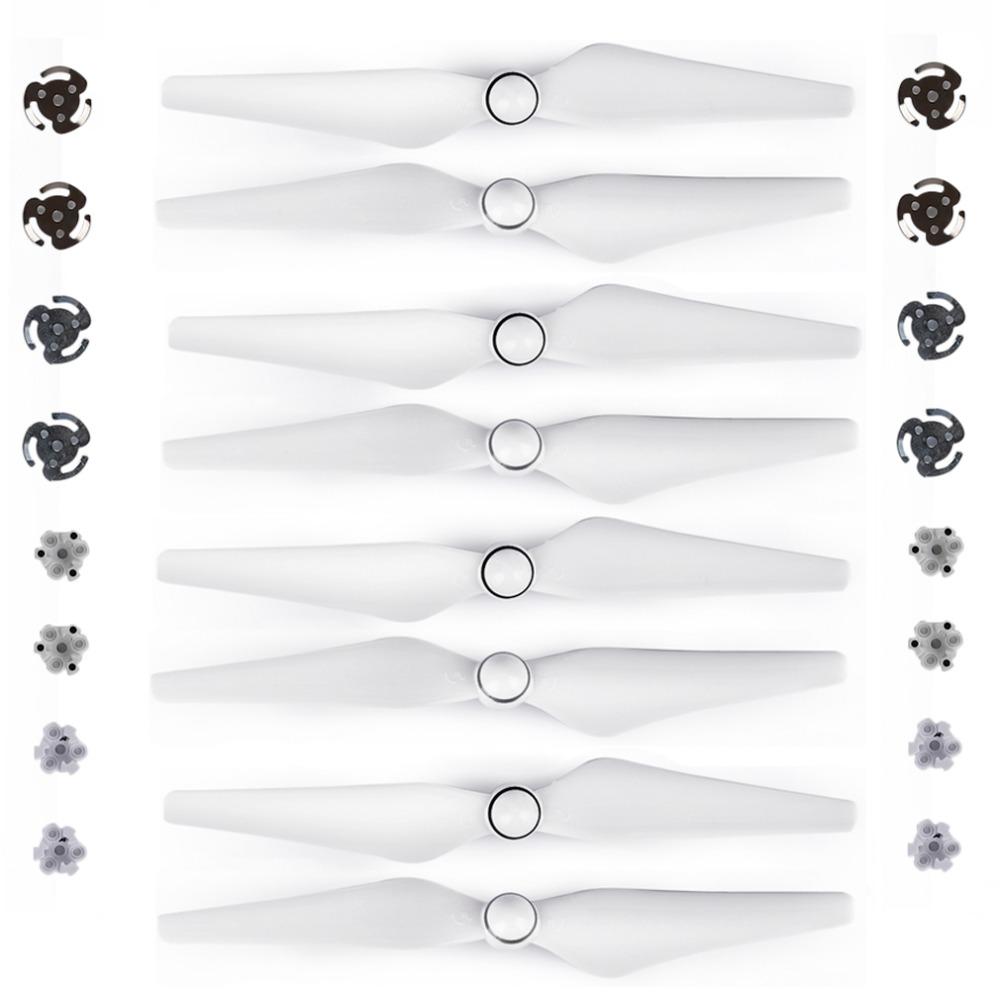 4Pcs 9450 Self Locking Propellers Props Blades For DJI Phantom4 Drone Parts IR