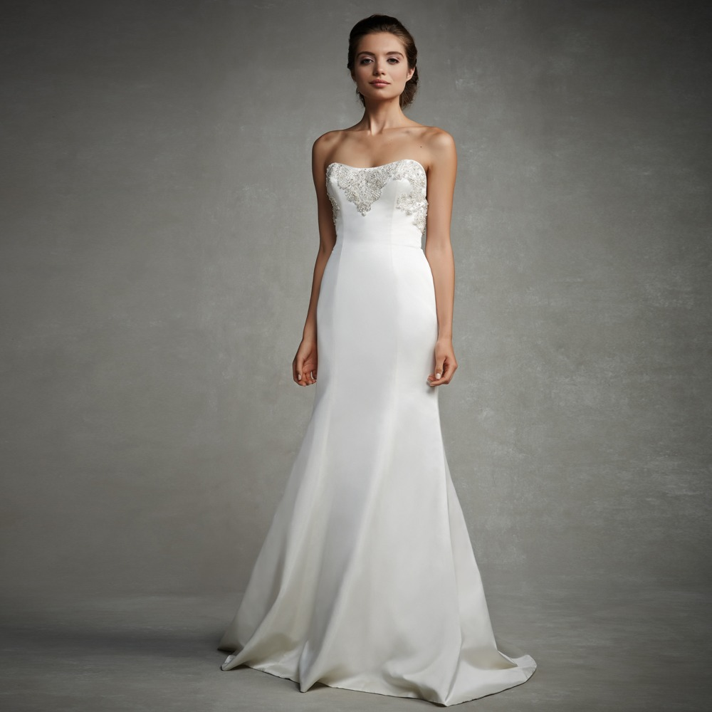 online buy wholesale sexy low back fitted wedding dresses On sexy fitted wedding dress