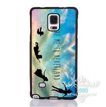 Buy take neverland Printed Phone Case Cover iphone 4 5s 5c SE 6 6s 6plus 6splus Samsung galaxy s3 s4 s5 s6 s7 edge for $2.37 in AliExpress store
