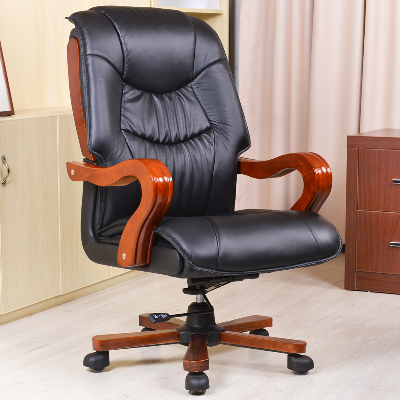 cheap leather chair swivel computer office reclining specials in