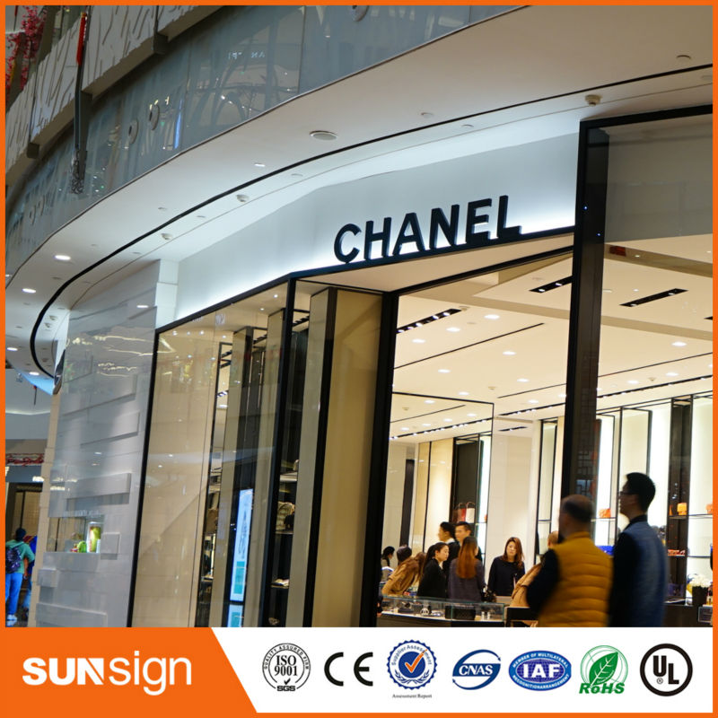 Wholesale LED channel letter signs backlit(China (Mainland))