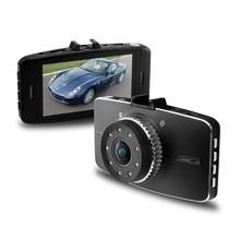 Новый G5WH Автомобильный видеорегистратор тире-камеры Аудио Видео Рекордер Novatek96650 1920x1080P Full HD Встроенный WDR + ИК ночного видения + 170 градусов объектив.