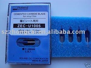ZEC-U1005 for Roland Blade Cutting Plotter Blades for Roland SP/SC/VP/XC Series printer(China (Mainland))