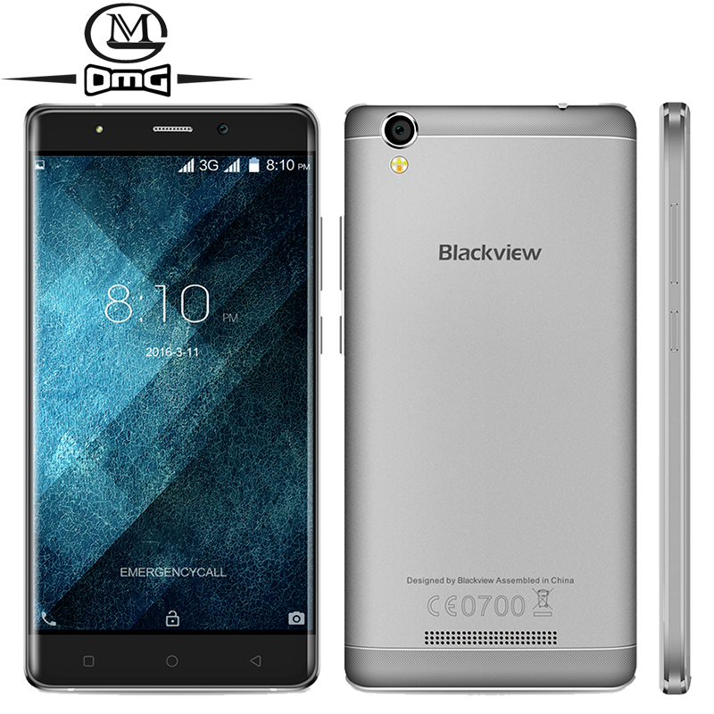 Original Blackview A8 3G Smartphone MTK6580 Quad Core Android 5.1 Mobile Cell Phone 5 inch 1280x720 IPS HD 1GB RAM 8GB ROM 8MP(China (Mainland))