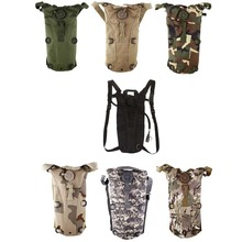 Hydration Bladder Pack 3L TPU Camping Water Bag Nylon Waterproof Tactical Military Backpack Travel Outdoor Sports Hiking Pouch - CS-Beauty Business Dept. store