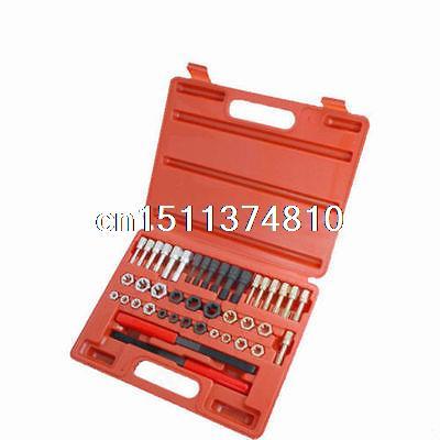 43 Pcs Metric Master Rethreading Kit Comprehensive Re-threading Tool Set N008035<br><br>Aliexpress
