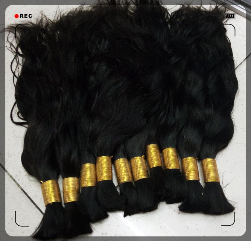 100 Human Hair Braiding Hair 92