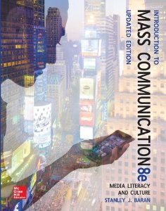 Introduction to Mass Communication 8th edition Stanley Baran(China (Mainland))