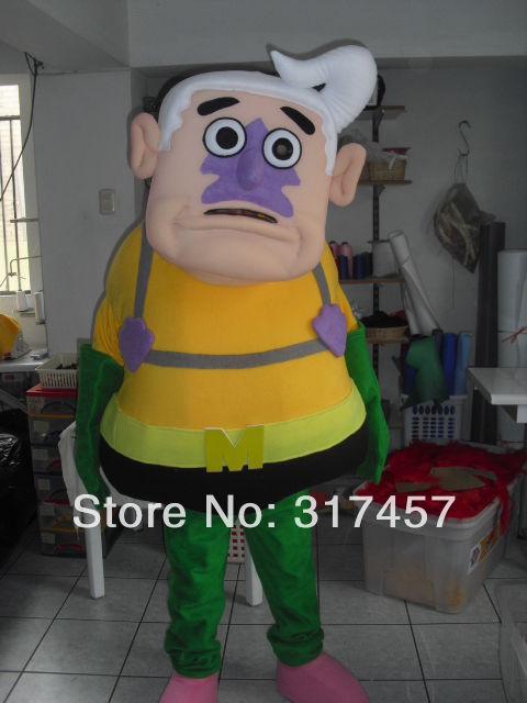 2014 NEW ARRIVE SIREN MAN Explorer BOY Fancy Dress Mascot Costume Adult Character Cosplay mascot costume free shipping(China (Mainland))