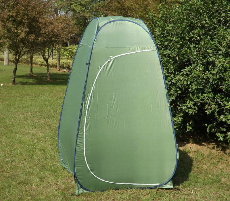 Outdoor Toilet Tent Camping Changing Shelter Portable