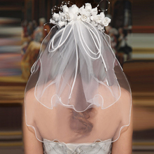 popular flower veil