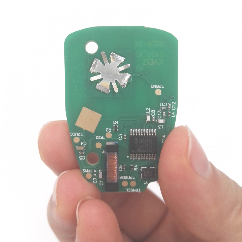 2+1/3 Buttons 315MHZ Remote Board for Chrysler Remote Key FCC M3N with ID46 Chip Circuit Board for Chrysler(China (Mainland))