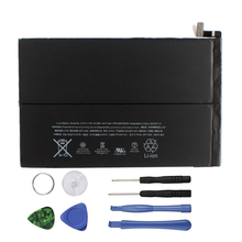 New 6471mAh Li-ion Internal Battery Replacement for iPad Mini 2 /Mini 3 A1489 A1490 A1491 A1599 A1600 with Free Repair Tools